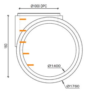 TDC-1400-A