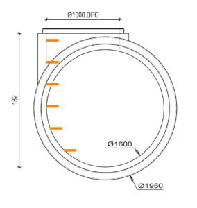 TDC-1600-A